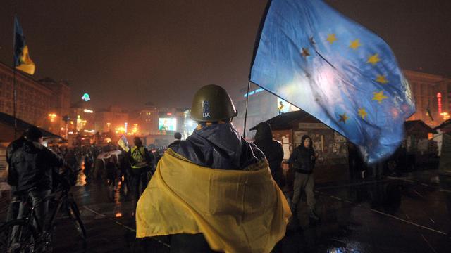 Kabinet wil uitslag Oekraïne-referendum eind juni op EU-top bespreken