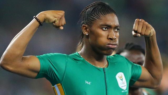 Semenya denkt dat ze verschil kan maken met olympisch goud