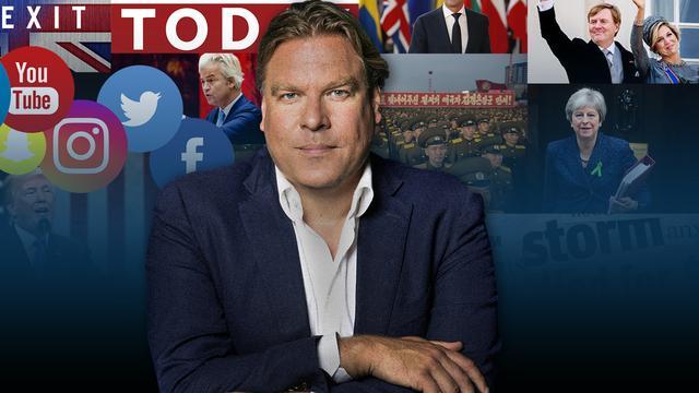 Talkshow van Robert Jensen trekt meer dan half miljoen kijkers
