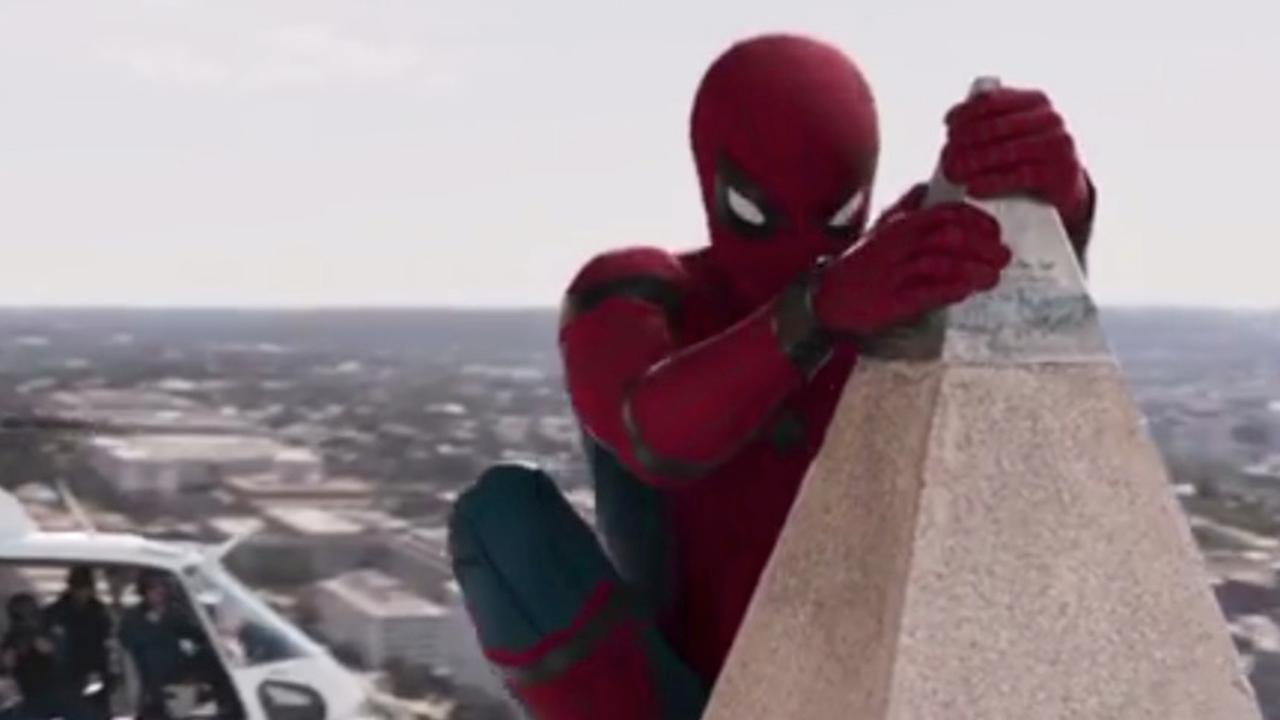 Bekijk de trailer van Spiderman: Homecoming