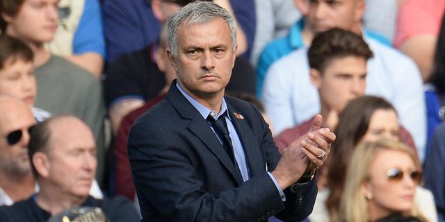 Mourinho vindt dat sommige gevechten niet te winnen zijn