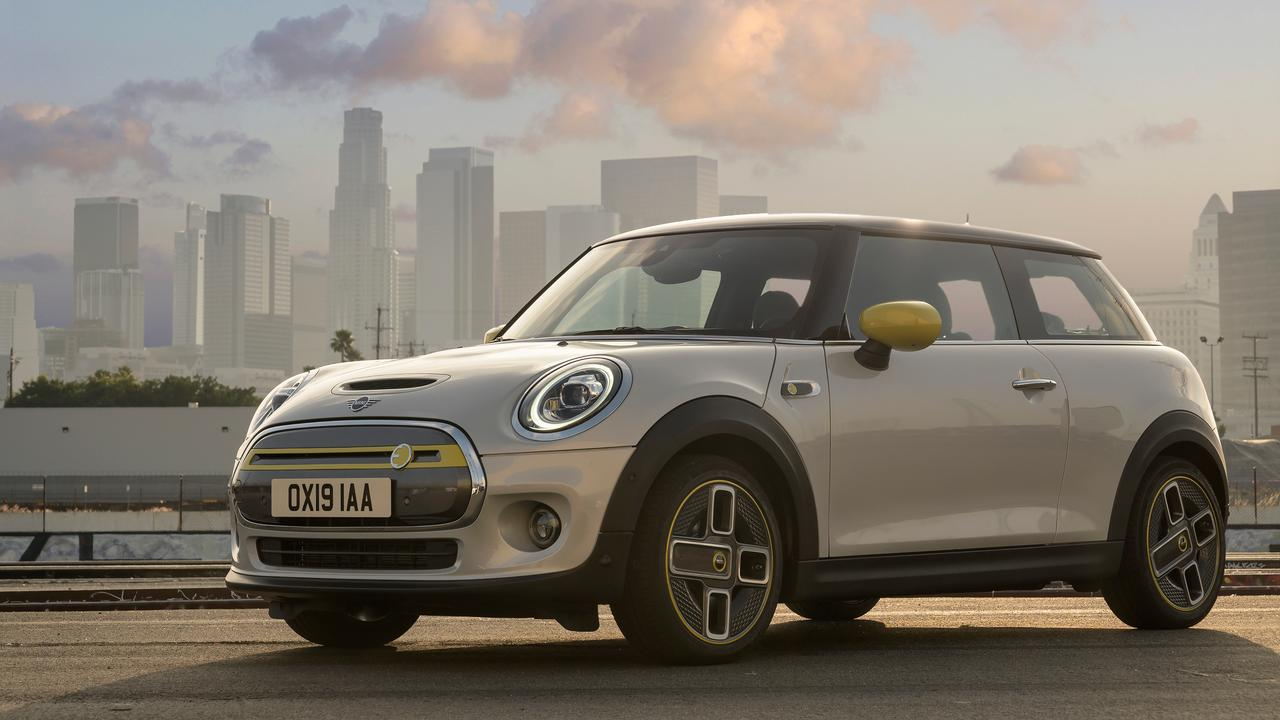 Mini lanceert Mini Electric