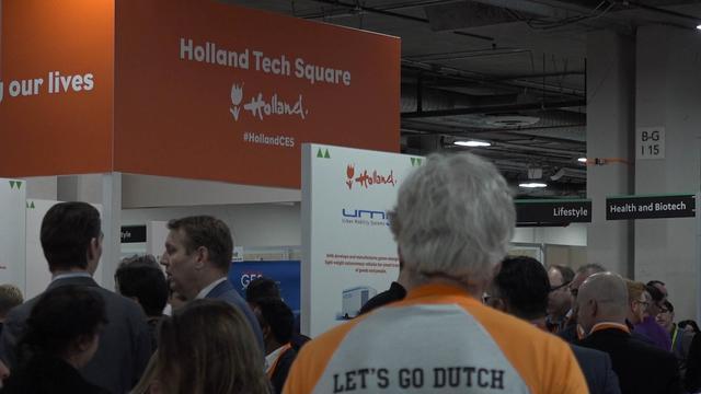 Deze vier Nederlandse start-ups innoveren op techbeurs CES