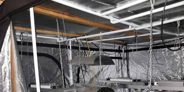 Politie ontdekt twee hennepkwekerijen in Zuidwijk