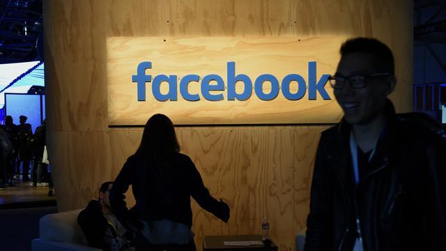 'Facebook presenteert in juni eigen tv-programma's'