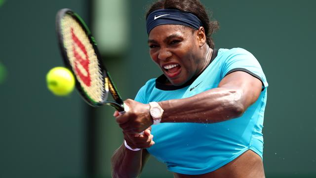 Tweevoudig winnares Serena Williams zegt ziek af in Madrid