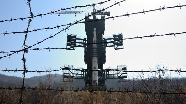 Noord-Korea bouwt nucleaire lanceerinstallatie weer op