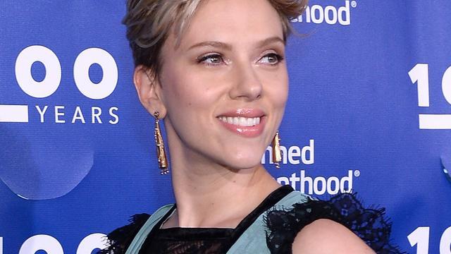 'Scarlett Johansson spreekt regelmatig af met collega'