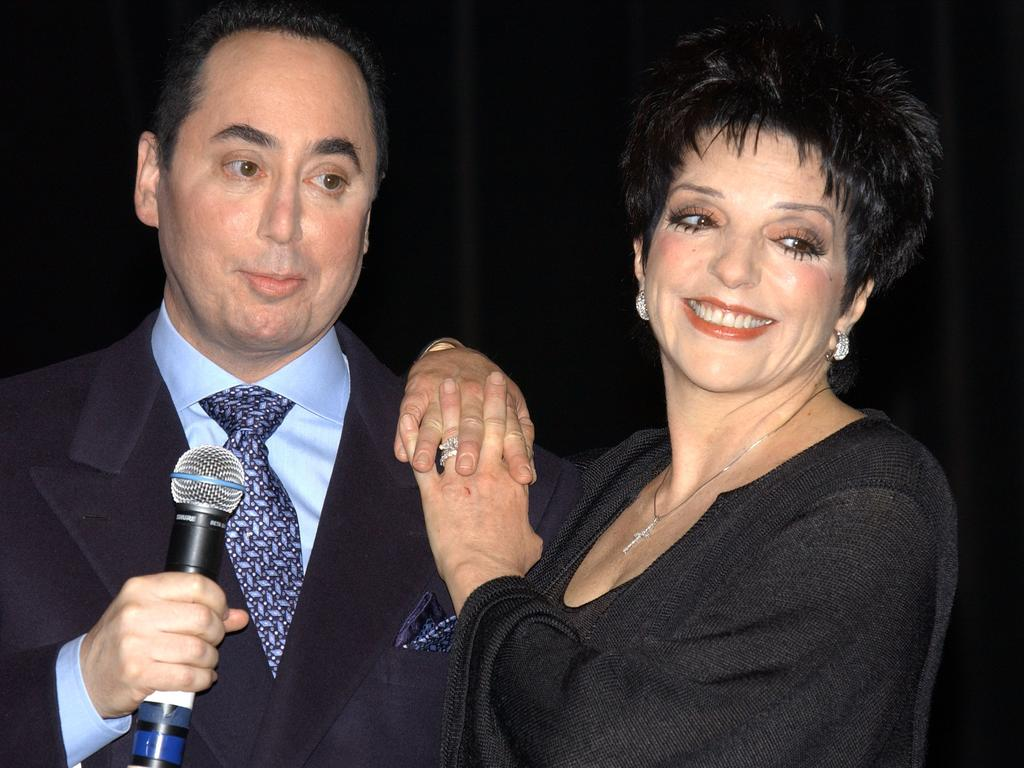 Image result for Liza Minnelli & David Gest