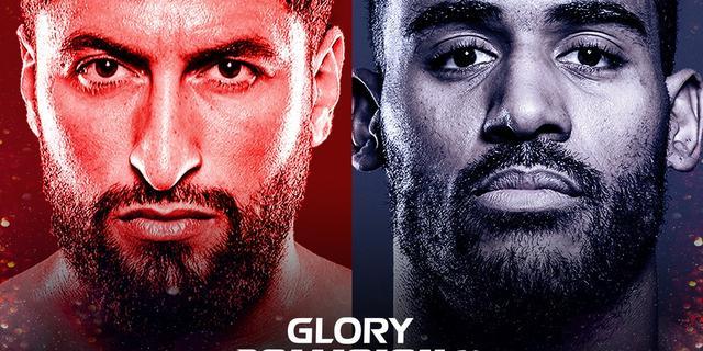Kickbokser Ben Saddik keert na 3 jaar terug in de ring met partij tegen Adegbuyi