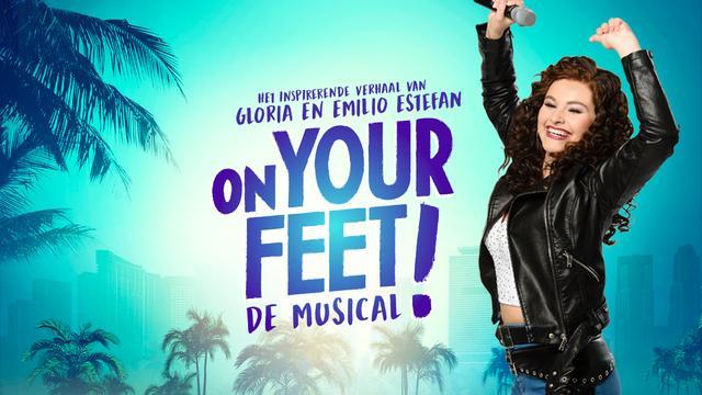 Musical On Your Feet! met 50 procent voordeel per ticket