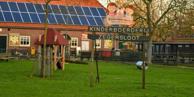 Kinderboerderij Zegersloot vanaf 2 juni weer open voor bezoekers