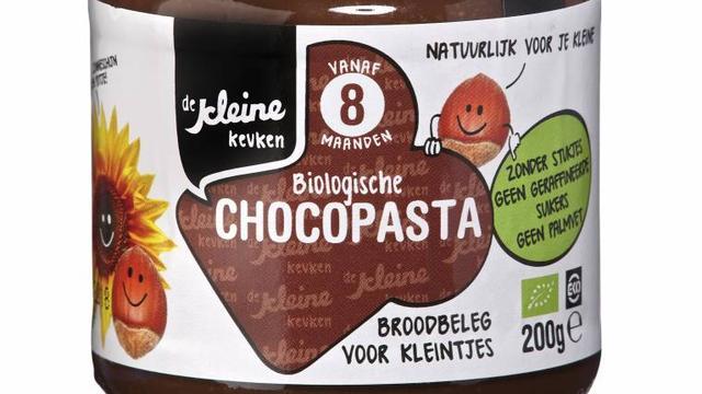 Foodwatch: Chocopasta voor baby's het misleidendste product van 2019