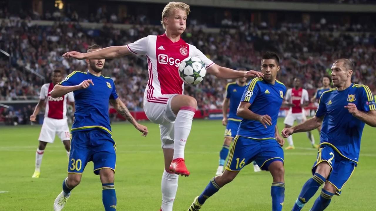Dit mag je vandaag niet missen: Ajax vs. FK Rostov