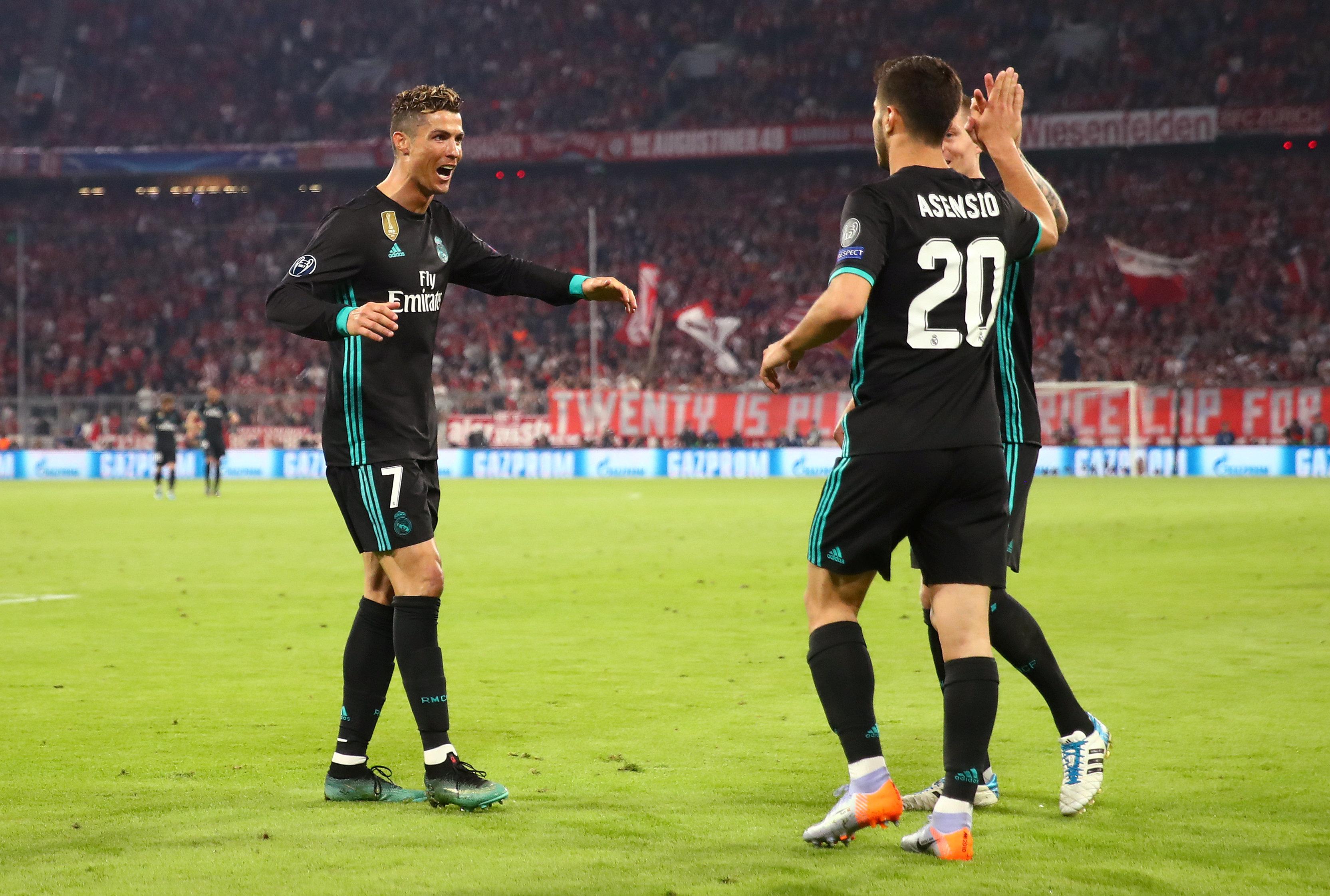 Real zet met uitzege op Bayern grote stap naar vierde CL-finale in vijf jaar