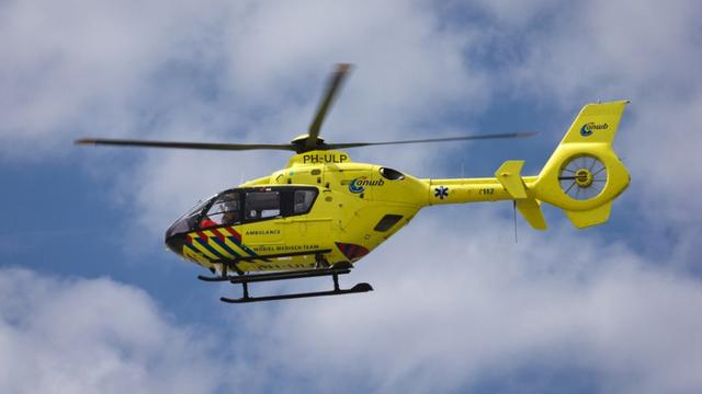 Ernstig ongeval op A58 bij afslag Roosendaal-Oost