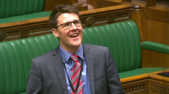 Brits parlementslid kan Schotse collega met geen mogelijkheid verstaan