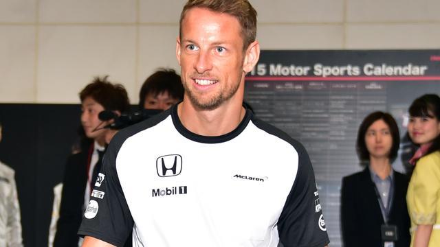 Button zwijgt in Japan over toekomst in Formule 1