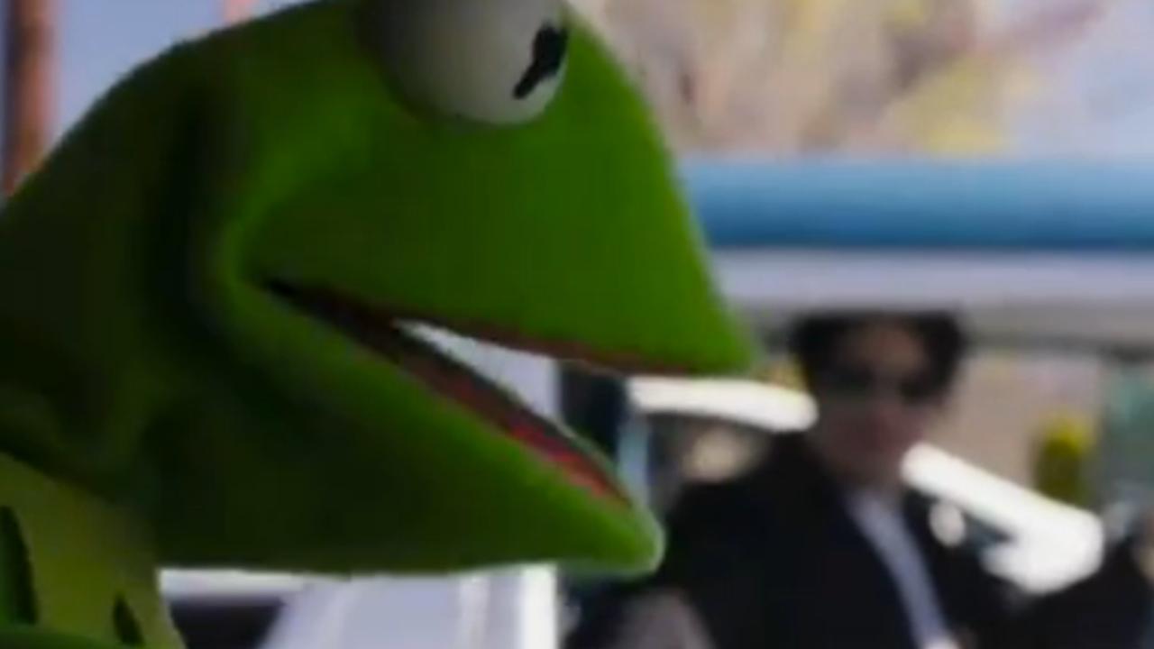 Jack White en Kermit zingen klassieker van The White Stripes