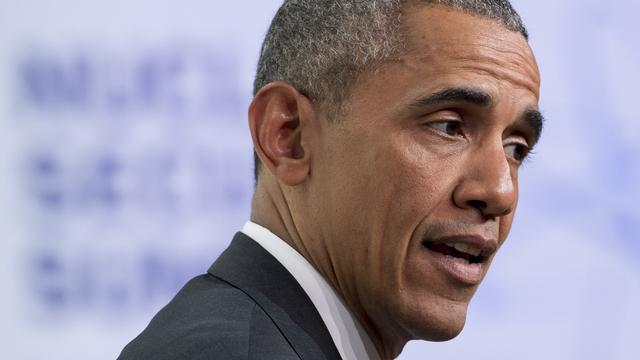 Obama stuurt 250 militairen naar Syrië voor strijd tegen IS