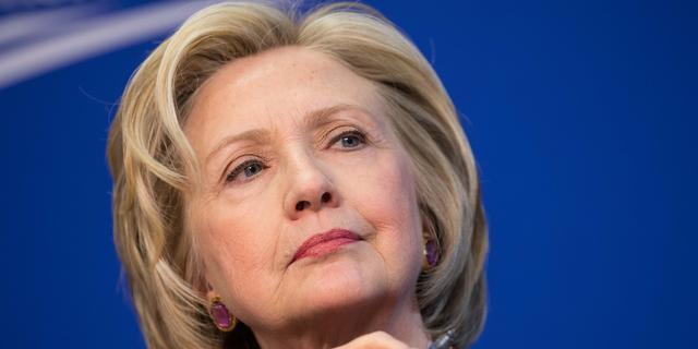 Organisatie Hillary Clinton ontkent onlangs te zijn gehackt