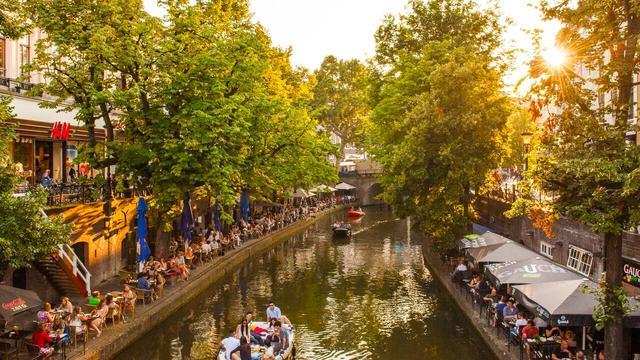 Australiërs vinden Utrecht mooiste grachtenstad van Europa