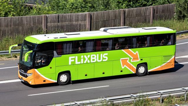 Flixbus breidt bestemmingen vanaf Eindhoven nationaal en internationaal uit