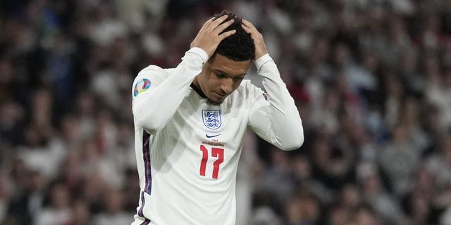 Sancho niet verbaasd door racisme na EK-finale: 'Maar haat zal nooit winnen'