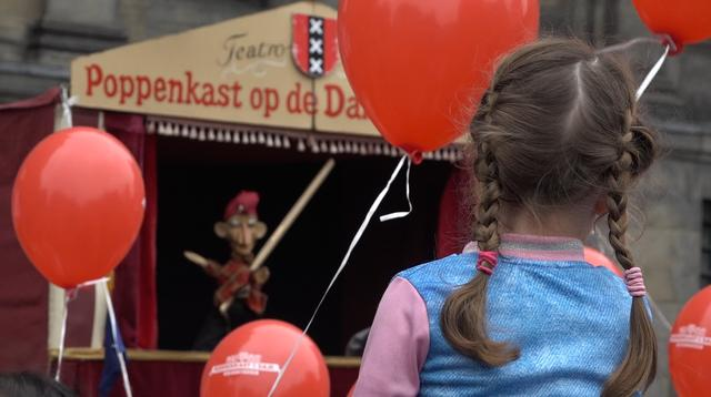125 jaar poppenkast op Dam: 'Jan Klaassen is heel plat'