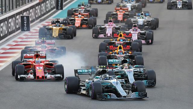 Overzicht: De Formule 1-coureurs en kalender van 2018