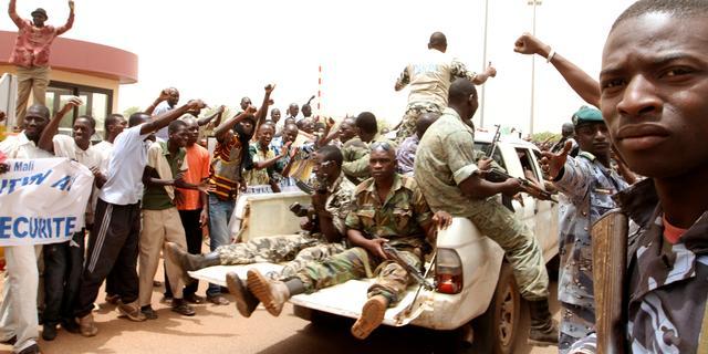 Europese Unie schort trainingsmissies in Mali op vanwege coup