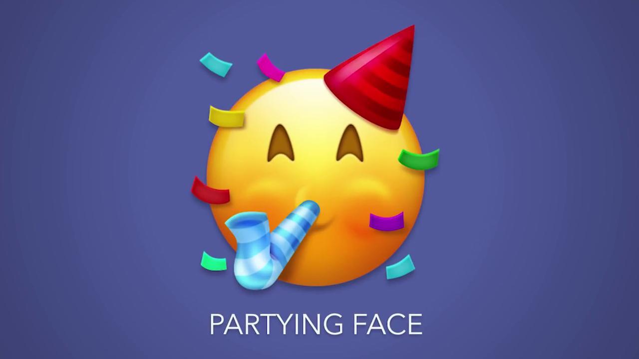 De nieuwe emoji's voor 2018