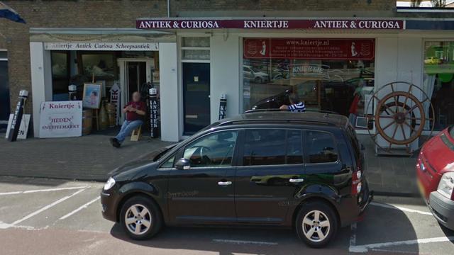 Overleden persoon aangetroffen in antiekwinkel in Den Haag