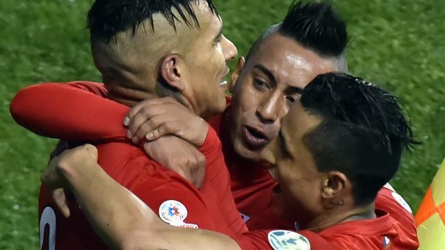 Peru te sterk voor Bolivia in kwartfinale Copa America