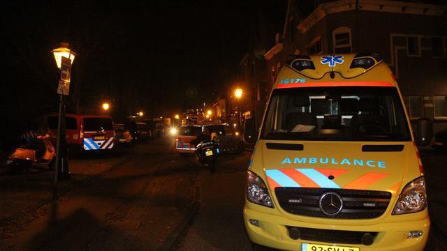 Drie bewoners Johan Willem Frisostraat naar ziekenhuis door koolmonoxide