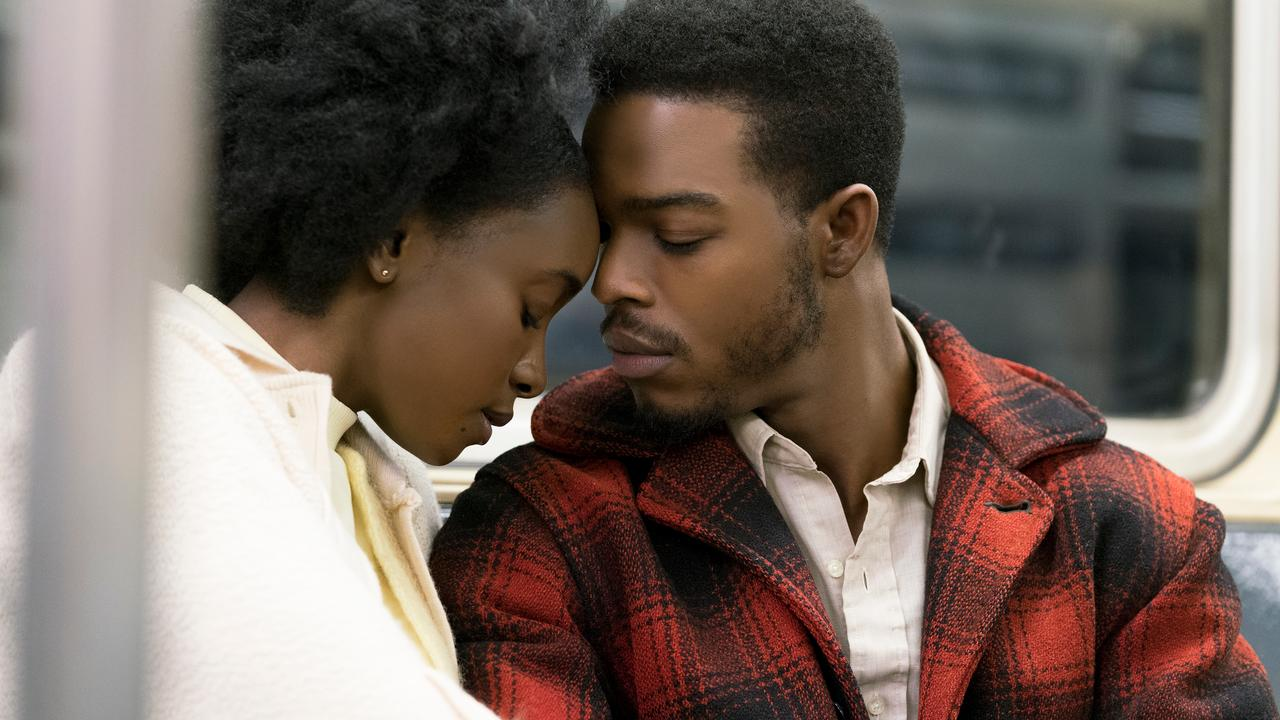 Bekijk de trailer van If Beale Street Could Talk