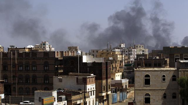 'Tientallen burgers omgekomen bij luchtaanval Jemen'