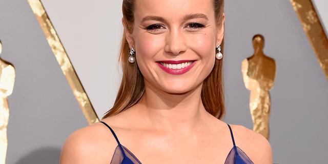 Room-actrice Brie Larson gaat trouwen