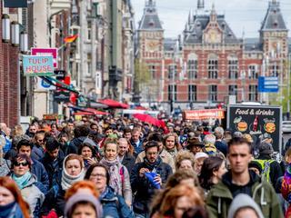 Op de lijst van Europese steden blijft Amsterdam de nummer twaalf