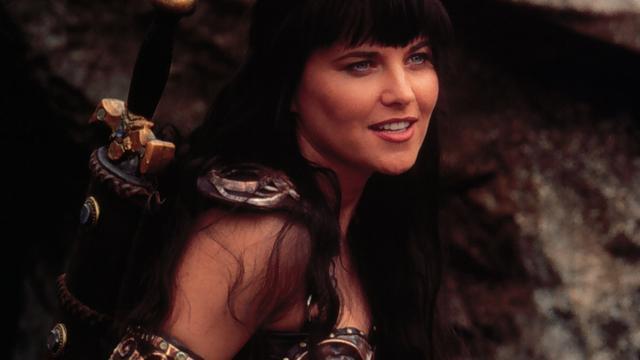 'Amerikaanse zender werkt aan televisieserie Xena: Warrior Princess'