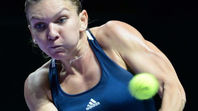 Halep begint met overwinning op Keys aan WTA finals