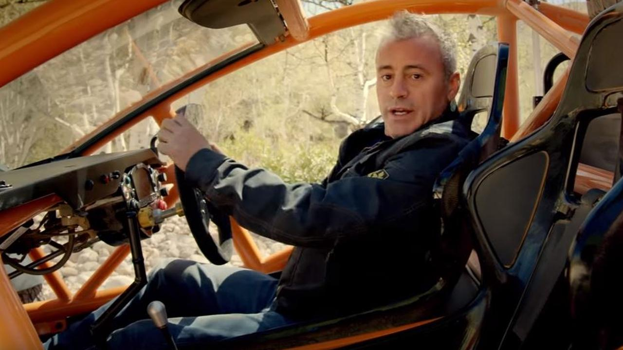 Matt Leblanc in Top Gear