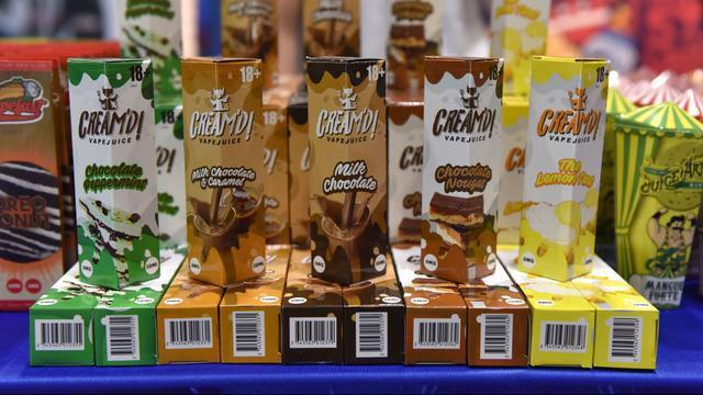 Smaakjes voor e-sigaretten zoals kaneel en mojito worden verboden