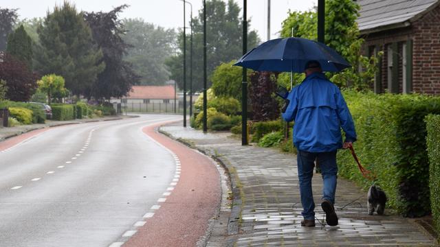 Weerbericht: Opnieuw regen, vooral in het noorden en midden van het land