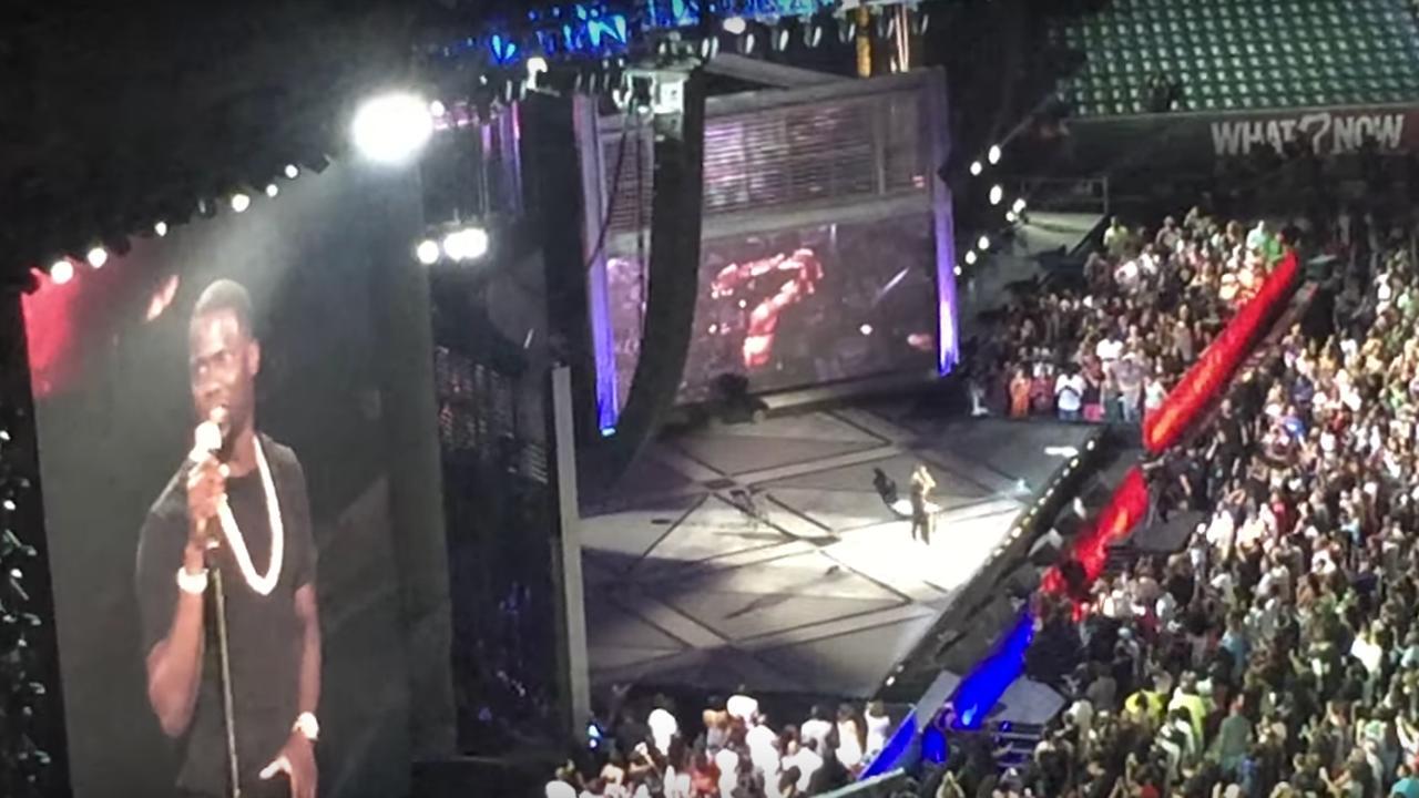 Kevin Hart sluit tour live af in Philadelphia
