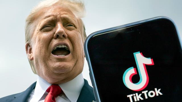 VS stelt verbod op TikTok uit wegens deal tussen Oracle en TikTok-eigenaar