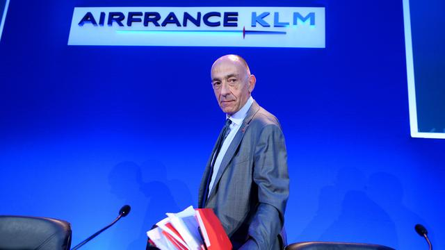 Air France-KLM besluit half mei over opvolging topman Janaillac
