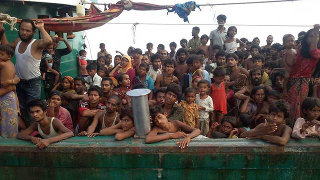 VN eist onmiddellijke stop op terugsturen bootvluchtelingen