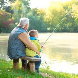 Sportvissers mogen vanaf 2027 niet meer met lood vissen