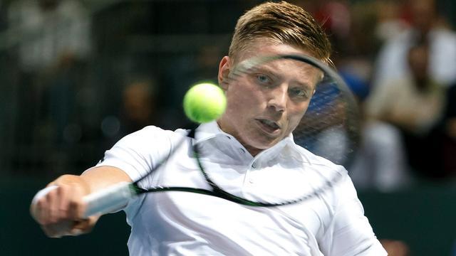 Van Rijthoven knap verder in kwalificaties ABN Amro-toernooi